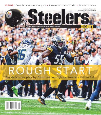Steelers Digest - September 30 (2019)