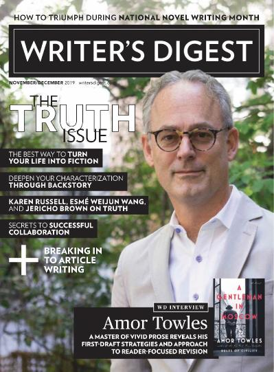Writers Digest - November-December (2019)