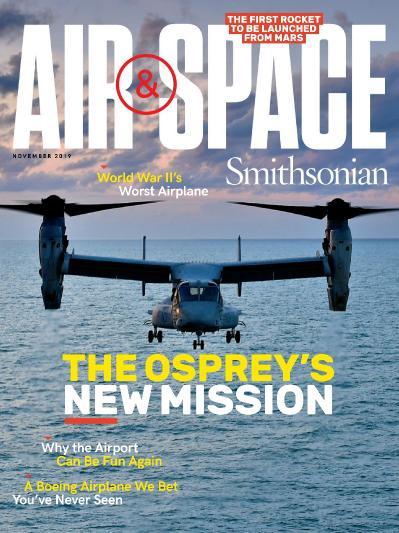 Air  Space Smithsonian   November (2019)