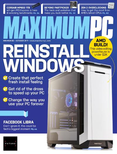 Maximum PC - October (2019)