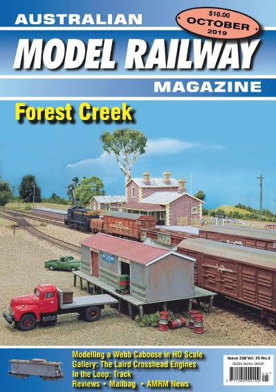Australian Model Railway Magazine - September 01 (2019)