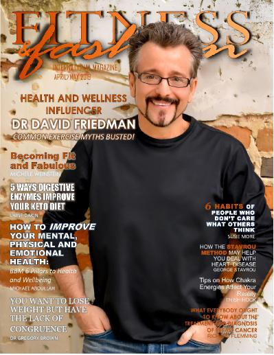 International Fitness  Fashion - April-May (2019)
