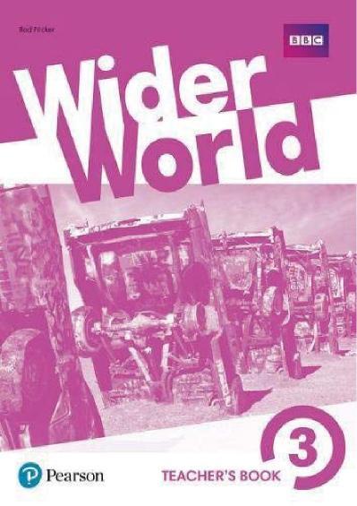 Wider World 3 Teacher's Book