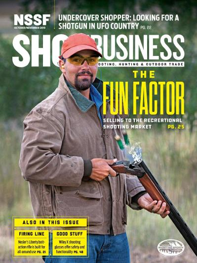 Shot Business - October-November (2019)