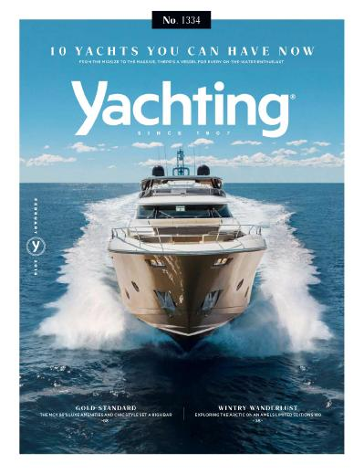 Yachting USA  February (2018)