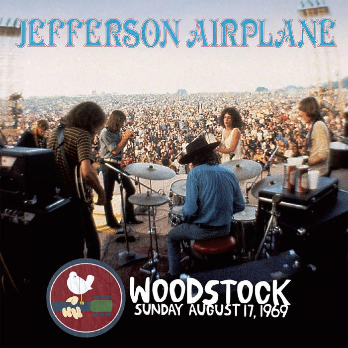 Jefferson Airplane   Woodstock Sunday August 17, 1969 (Live) (2019)