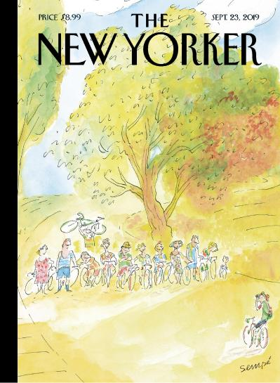 The New Yorker - September 23, (2019)