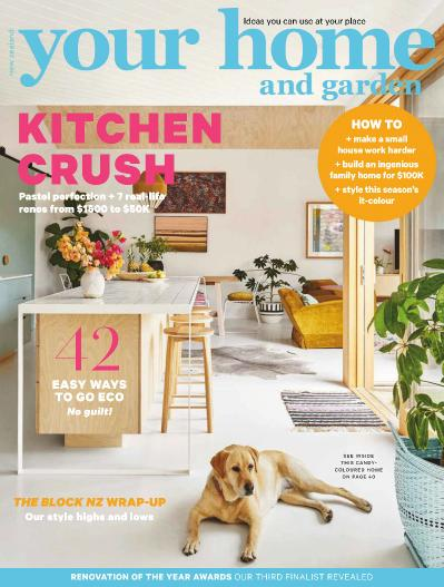 Your Home and Garden - October (2019)