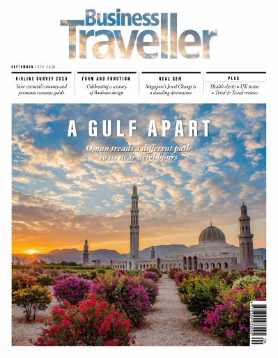 Business Traveller UK - September (2019)