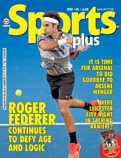 Sports Plus  April (2017)