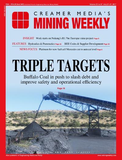 Mining Weekly  July 21 (2017)