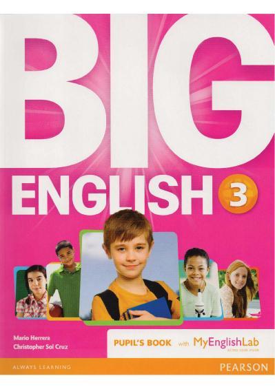 Big English 3 Br PB