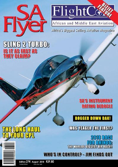 SA Flyer - September (2018)