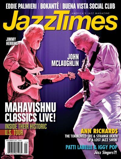 JazzTimes  September (2017)