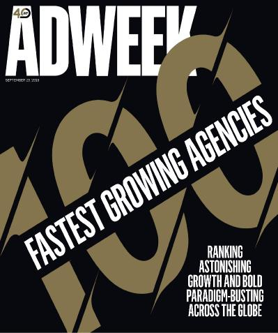 Adweek - September 23 (2019)