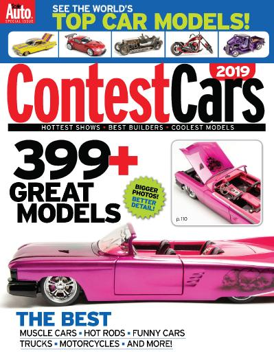 Contest Cars - September (2019)