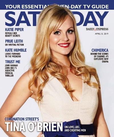Saturday Magazine  April 13 (2019)