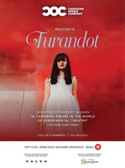 Opera Canada - September (2019)