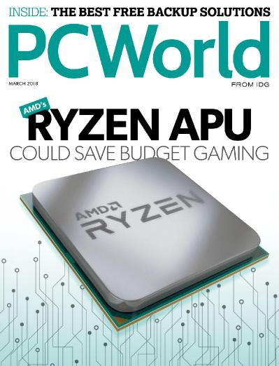 PCWorld - March (2018)