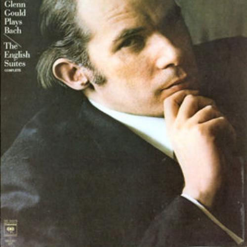 Bach   The English Suites   BWV806, 809, 810, 807, 808  & 811   Glenn Gould (2008)