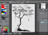 Clip Studio Paint EX 1.9.4 + Materials