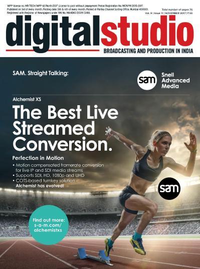 Digital Studio  November (2017)