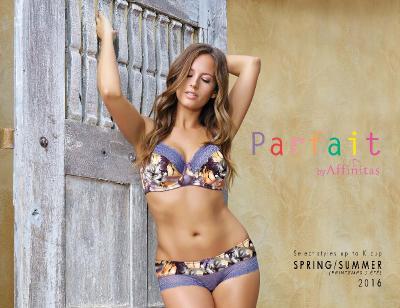 Affinitas Intimates - Lingerie Parfait Spring Summer Collection Catalog (2016)