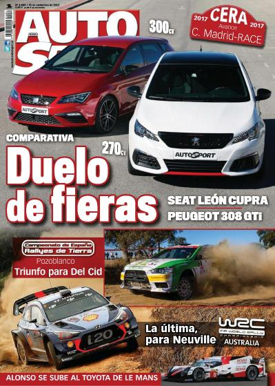 Auto Hebdo Sport  21 noviembre (2017)