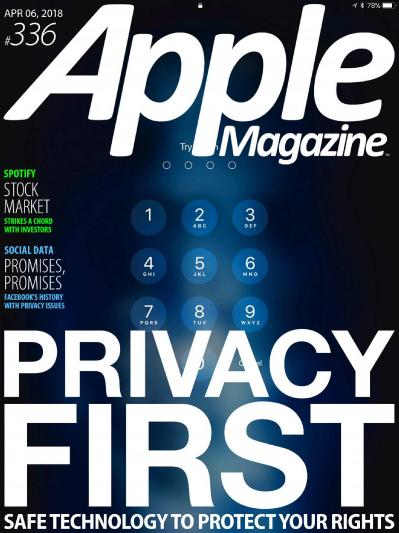AppleMagazine - April 07 (2018)
