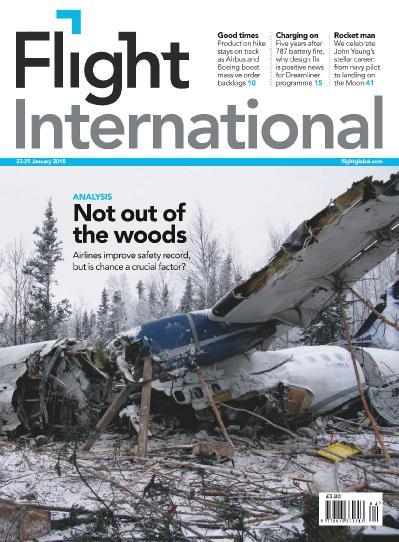 Flight International - 23 - 29 January (2018)