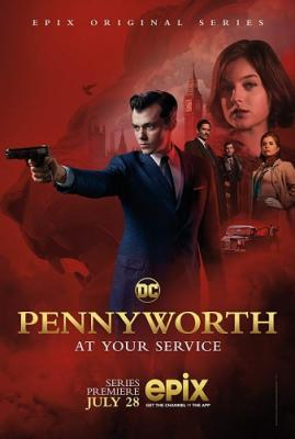 Пенниуорт / Pennyworth [Сезон: 1] (2019) WEBRip 720p | Profix Media
