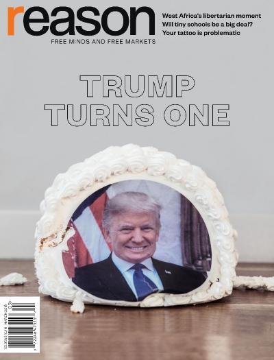 Reason  March (2018)