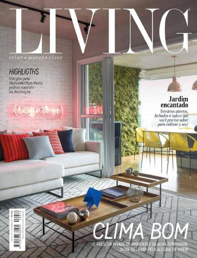 Revista Living  Setembro (2017)