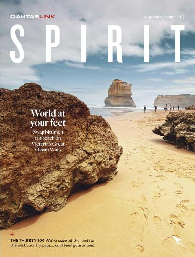 QantasLink Sprit  September-October (2017)