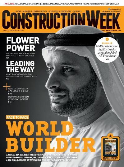 Construction Week  September 09 (2017)