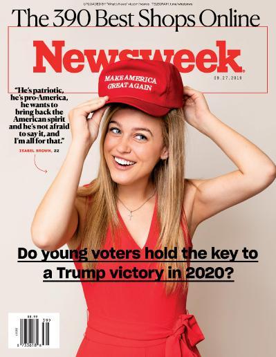 Newsweek USA - 27 09 (2019)