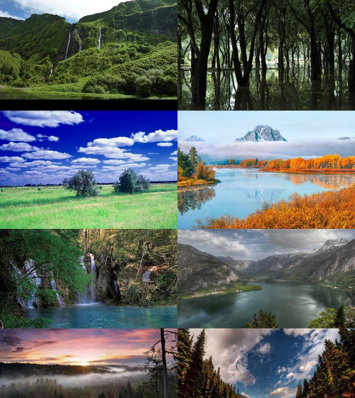 Amazing Nature Wallpapers {Pack-222}