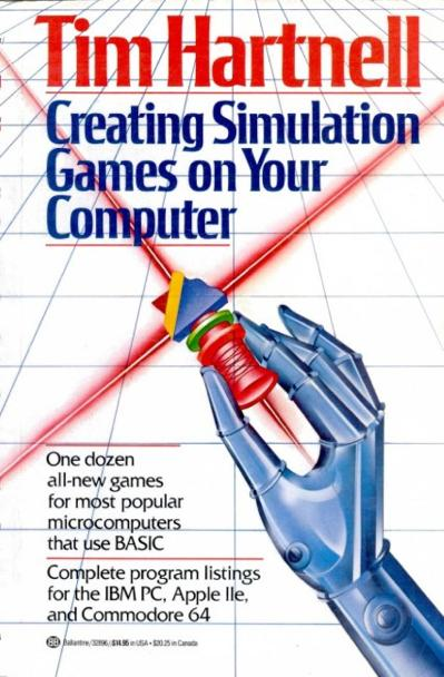 Creating simulation games on your computer