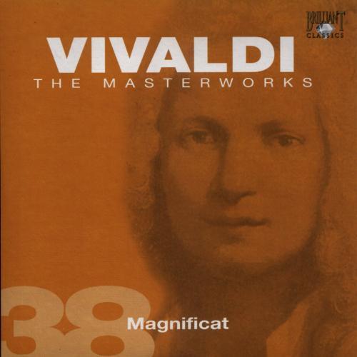 Vivaldi   Magnificat Psalmus RV 604 & Others   Netherlands Bach Collegium, Holland...