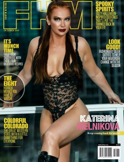 FHM South Africa - October (2019)