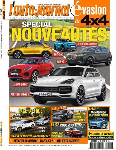 L Auto-Journal 4 215 4  Octobre-D 2! cembre (2017)