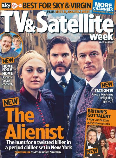 TV & & Satellite Week - 14 April (2018)