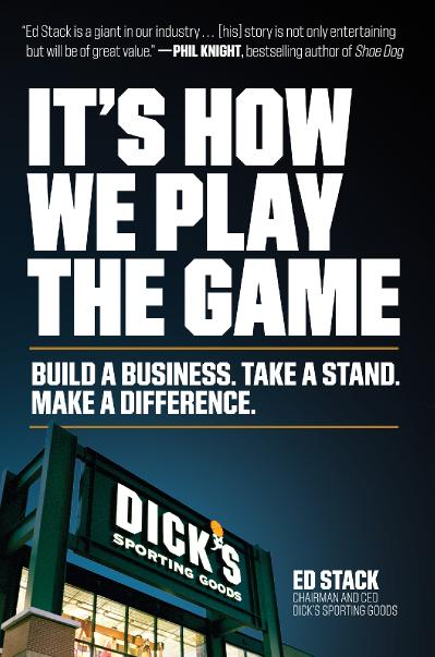 It's How We Play the Game Build a Business  Take a Stand  Make a Difference
