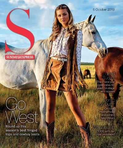 Sunday Magazine  October 06 (2019)
