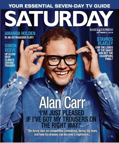 Saturday Magazine  October 05 (2019)