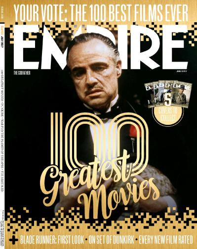 Empire UK  Issue !8  July (2017)