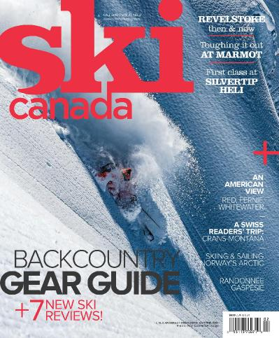 Ski Canada  October (2018)
