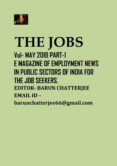 The Jobs - April 29 (2018)