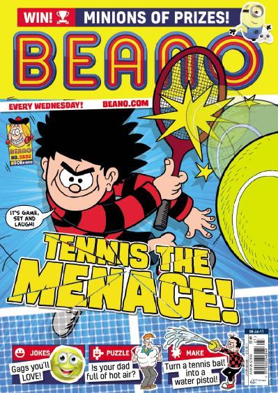 The Beano  8 July (2017)