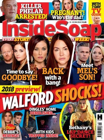 Inside Soap UK  06 January (2018)